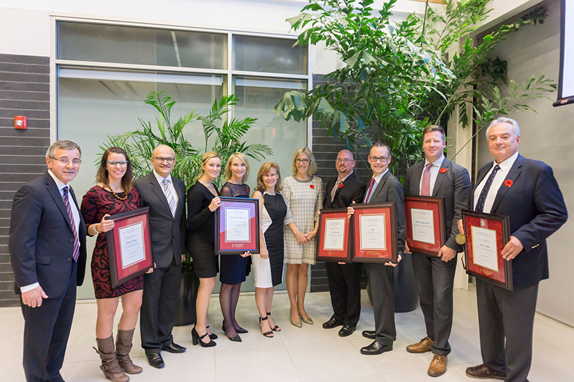 Alumni with Awards