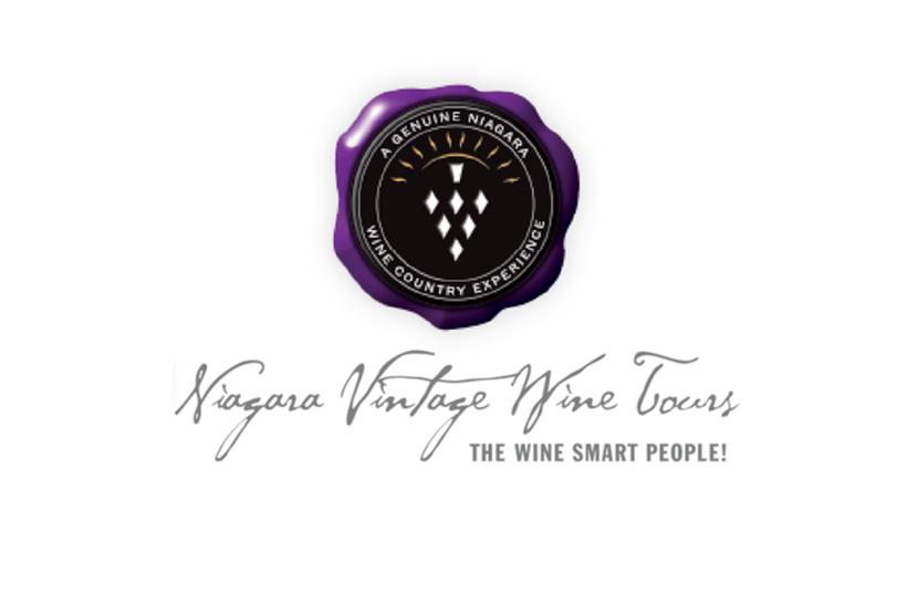 Niagara Vintage Wine Tours Logo