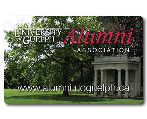 Via rail canada alumni university of guelph do you have an alumni card reheart Images
