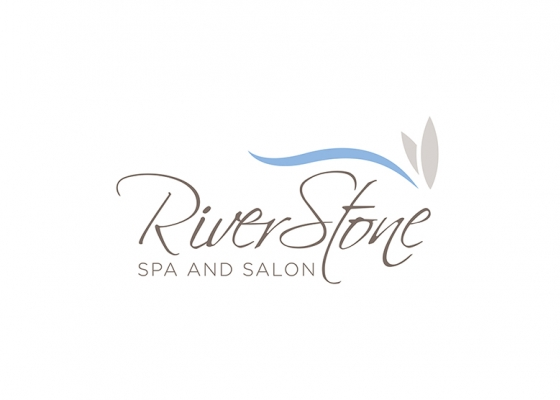 Riverstone Spa and Salon Logo